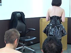 Japanese Bondage Girl Ai Whipping and Messy