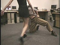 Classic Office Beat Down Part 2