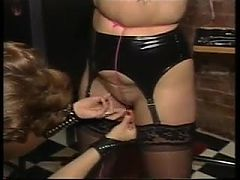 Dutch Mistress and sub