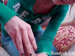 You need a hot handjob from an experienced MILF JOI