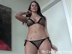 You are my favorite cum swallowing slave boy CEI