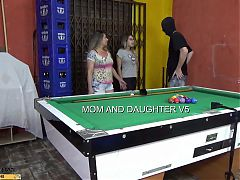 MOM AND DAUGHTER Humiliation Slave Torture and Toilet Slave