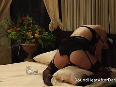The Maid's Honor: PAWG Maid Pleasures Herself To Orgasm