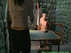 Prison Interrogation