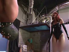 Kendra James - Emasculation Torture !
