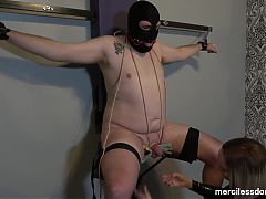 Im glad You Use a Gag - CBT by Miss Jessica Wood