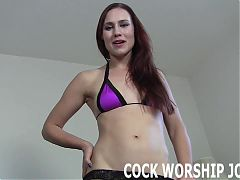 I will stuff you full of big hard cock JOI