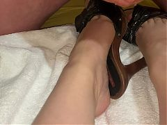 Foot domination 1
